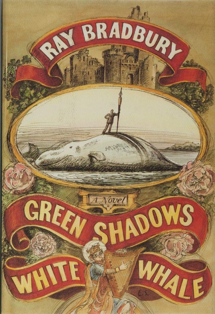 Green Shadows, White Whale by Ray Bradbury